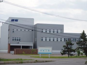 北海道新聞社函館新工場(仮称)新築電気工事