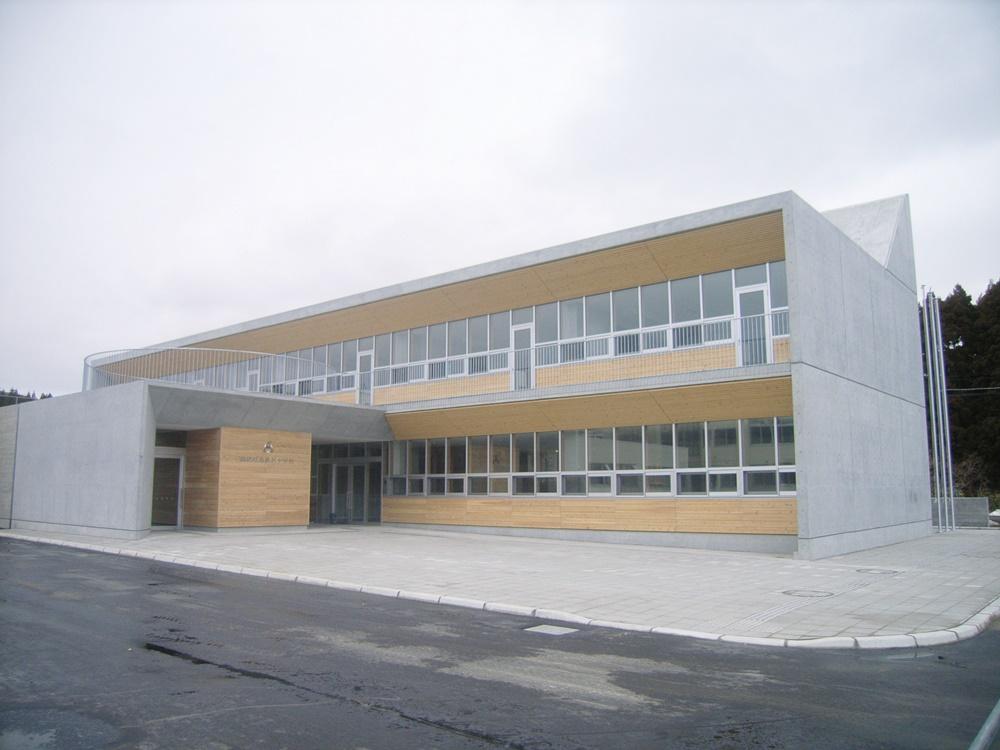 奥尻中学校校舎新築工事(電気設備)
