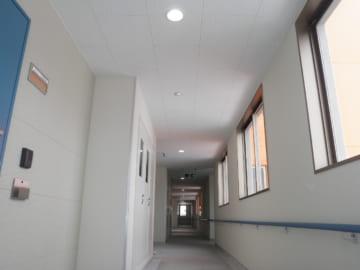 ひまわり団地A棟新築工事(電気設備)