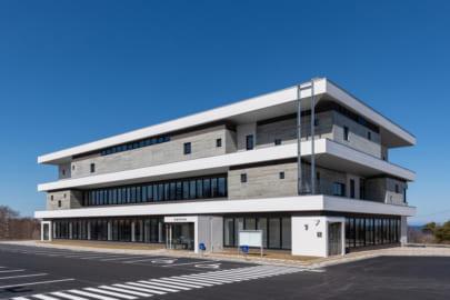 鹿部町役場新庁舎建設工事(電気設備)